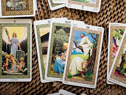 Tarot der Druiden