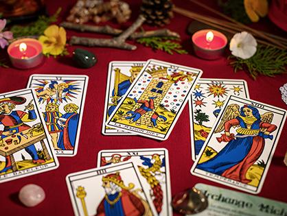 Tarot von Marseille