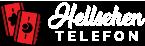 hellsehen telefon logo footer